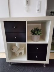 Ikea Schrank Regal Sideboard Kallax