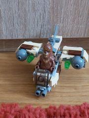 Lego Star Wars Raumschiff braun
