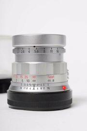 Leitz Leica Germany Summicron 50