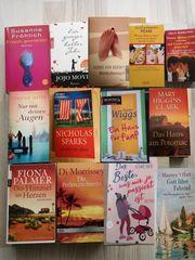 Diverse Romane zu verkaufen - Softcover
