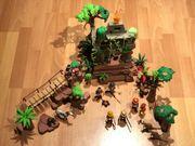 Playmobil Dschungel und Tempel