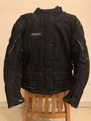 Motorradjacke Damen Mohawk - Touren Leder- Textiljacke