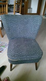 Stühle Vintage Coctailsessel 60 Jahre