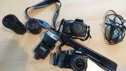 2 Olympus Digitalkamera