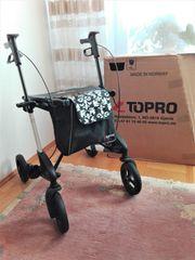 Neuwert Rollator Topro Troja 2G