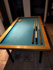 billiard Platte