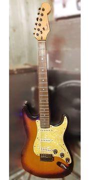 Fender Strat-Kopie Komponentenbau