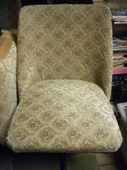 4 Sessel 70-iger Jahre