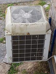 KLIMATEC Klimazentralgerät KZG Energie Klimagerät