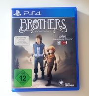 Brothers PS4 wie neu