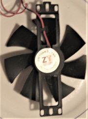 Ventilator 11cm für CERAN Heizspiralen