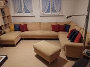 Sitzgarnitur aus Alcantara Wohnlandschaft Sofa