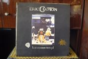 ERIC CLAPTON LP - No Reason