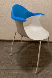 Designer Stuhl m Armlehnen Mod