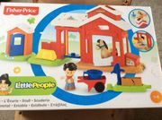 Fisher Price-Stall