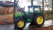 Schlepper Traktor John Deere 2650