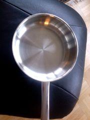 Pfanne mit Glasdeckel