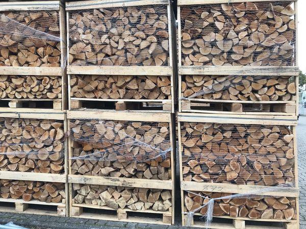 Brennholz Birke trocken