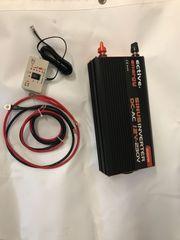 Wechselrichter 12V 230V 1000W