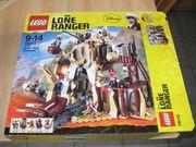 Lego Lone Ranger 79110 - Gefahr