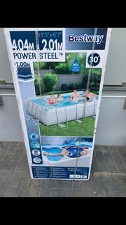 Power Steel Pool -Bestway