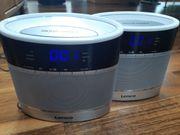UKW-Radio wecker mit Bluetooth -Lenco