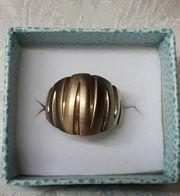 Pierre Lang Ring gold matt