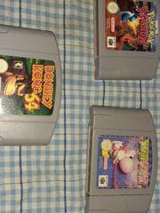 Nintendo64 spiele abzugeben