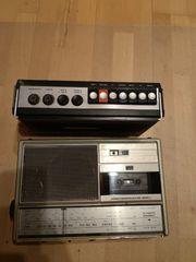 Antike Kassettenrecorder ITT Tiny Cassette