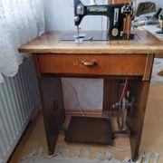 Gritzner Nähmaschine ca 1950 60