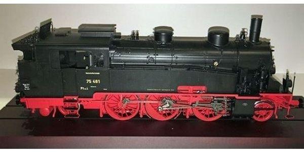 Märklin 55752 Tender-Dampflokomotive 75 4