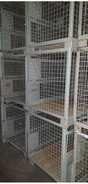 Gitterboxen Nürnberg-Palettenscout Ankauf Tausch
