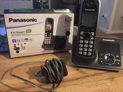 Panasonic KX-TG6621 Telefon und Anrufbeantworter