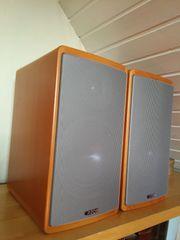 CANTON Ergo 603 Baßreflex - Lautsprecherboxen