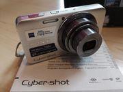 Sony Cyber-Shot DSC-W630 Kamera Digitalkamera