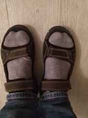 Salamander Herren Sandalen Sandaletten Gr