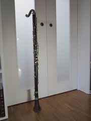 Bassklarinette oder Altklarinette 120cm lang