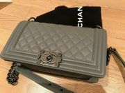 Original top CHANEL BOY Tasche