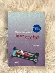 Arena Thriller Puppen Rache - Manuela