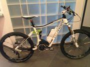 E-Bikes Bosch Mittelmotor 36 Volt