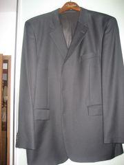 Anzug schwarz mit Weste Gr