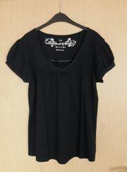 T-Shirt schwarz neu Größe 44