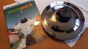Secuquick mit 3 5l Topf