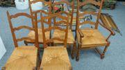 5 Stühle sehr guter gebrauchter