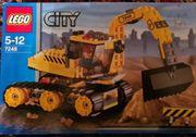 Lego City 7248 Raupenbagger