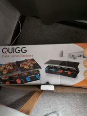 Quigg Elektrisches Raclette