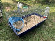 Hasenkäfig Kaninchenkäfig Käfig Stall Hase