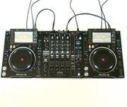 DJ-Set DJM 900 NXS2 Nexus