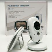 Babyphone 3 2 Zoll Nachtsichtkamera