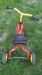 Puky Fitsch Dreirad rot neuwertig